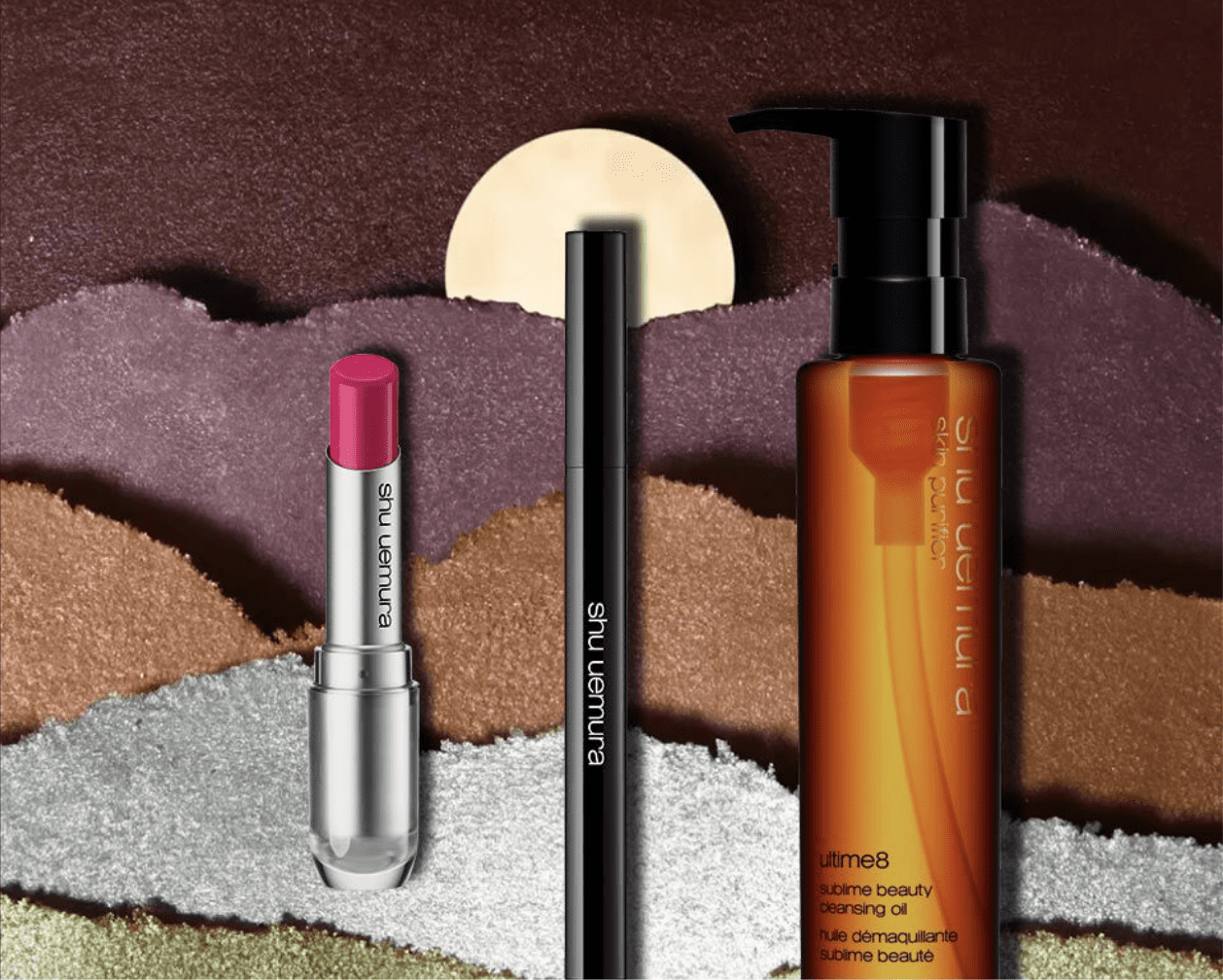 Shu Uemura: 25% off sitewide + Free gift!