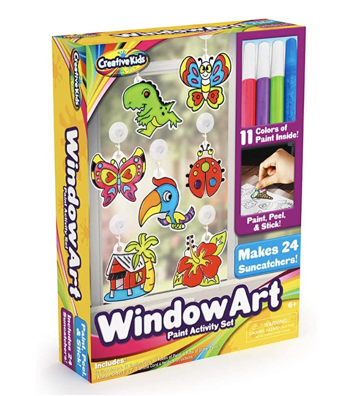 Window Paint Art Stickers Kids Kids for .99
