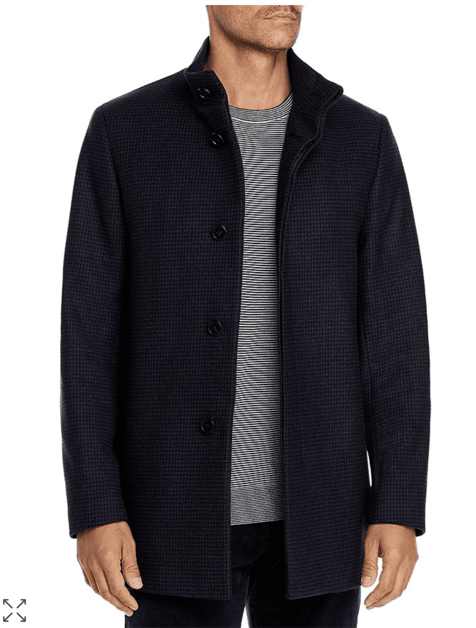 Bloomingdale's: Theory Men's Wool Blend Jacket for 9.99