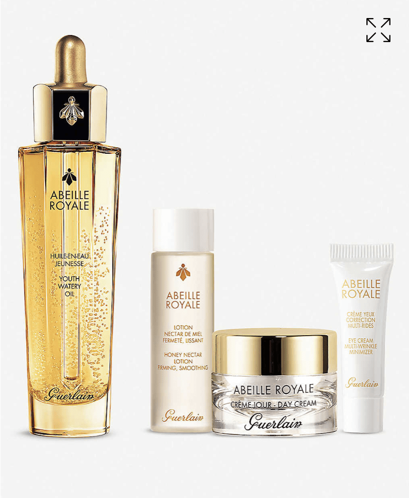 Guerlain Abeille Royale Youth Watery Oil Skincare Set for 5