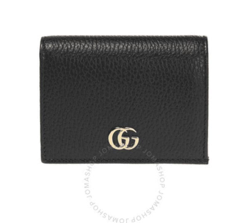 Gucci Interlocking G Plaque Card Case for 9.99