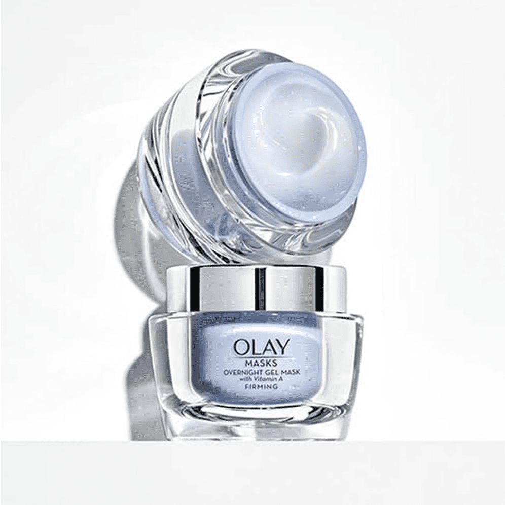 Olay Overnight Gel Mask Firming for .12