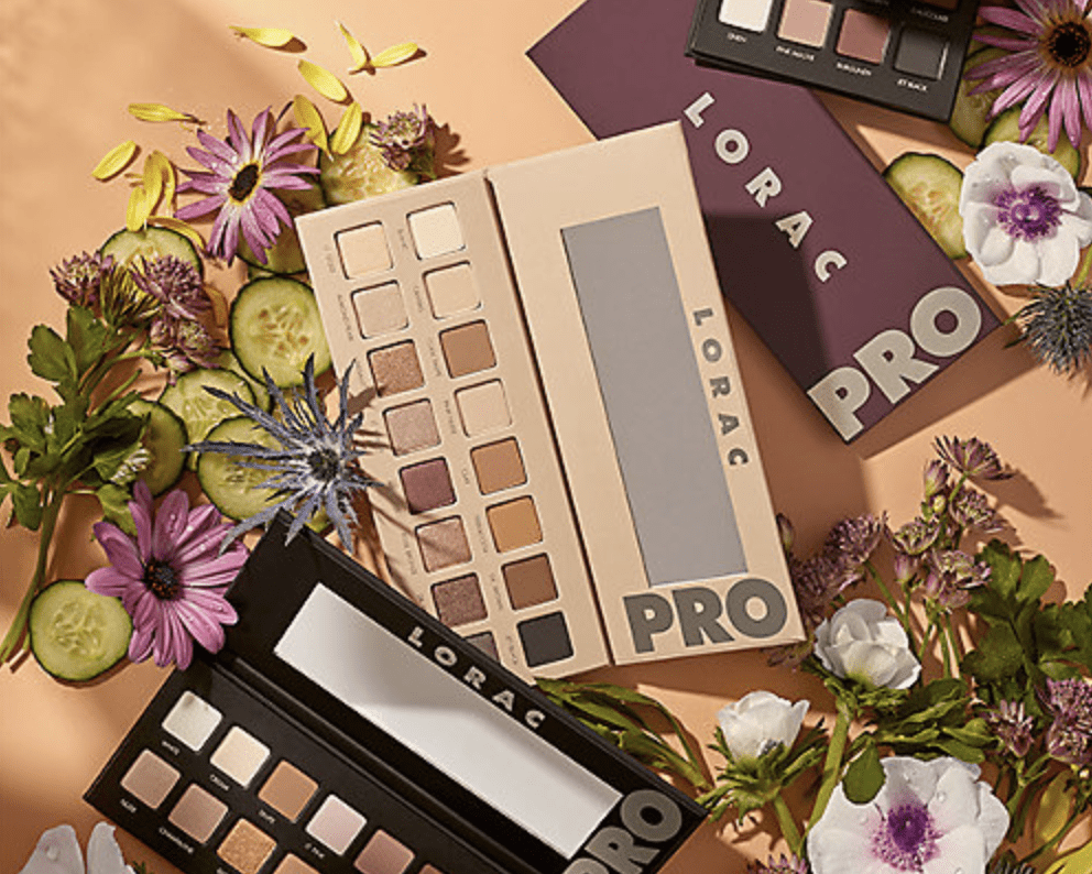 LORAC: 30% off eyes + Up to 50% off gilt credit voucher