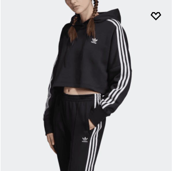 Adidas: Extra 25% off Hoodies, Sweats & Track Suits