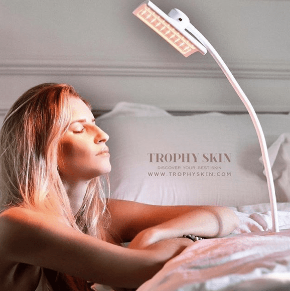 Trophy Skin Rejuvalite MD Anti-Ageing Lamp for