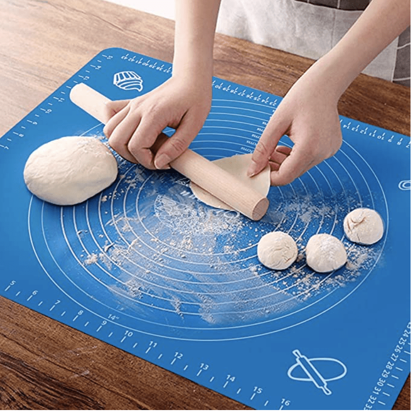 OKeanu Silicone Baking Mat (16″ x 20″) for .99