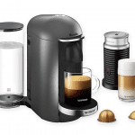 Nespresso Breville VertuoPlus Coffee maker for .99