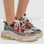 NAP UK: Balenciaga Triple s Sneaker for 599GBP
