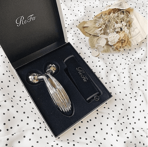 Currentbody: ReFa Carat Ray for 5