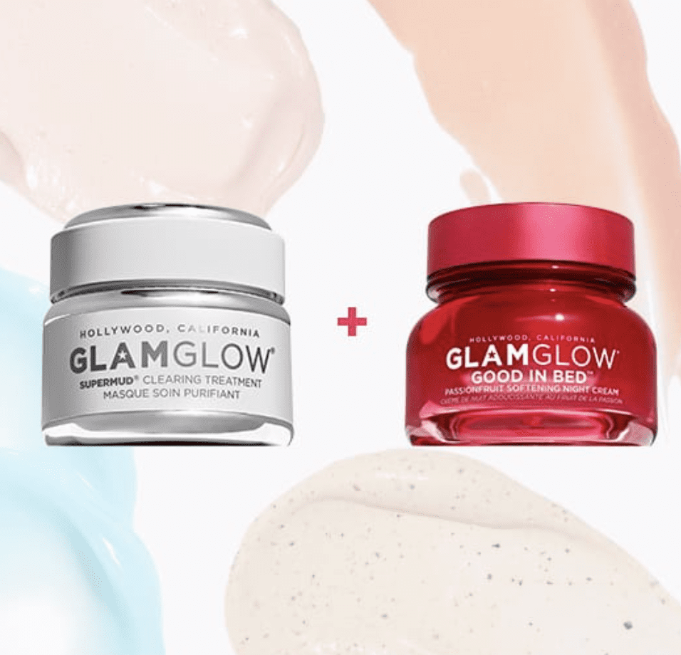 GlamGlow: 40% Off 2 Products