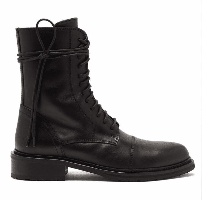 Ann Demeulemeester boots for 5