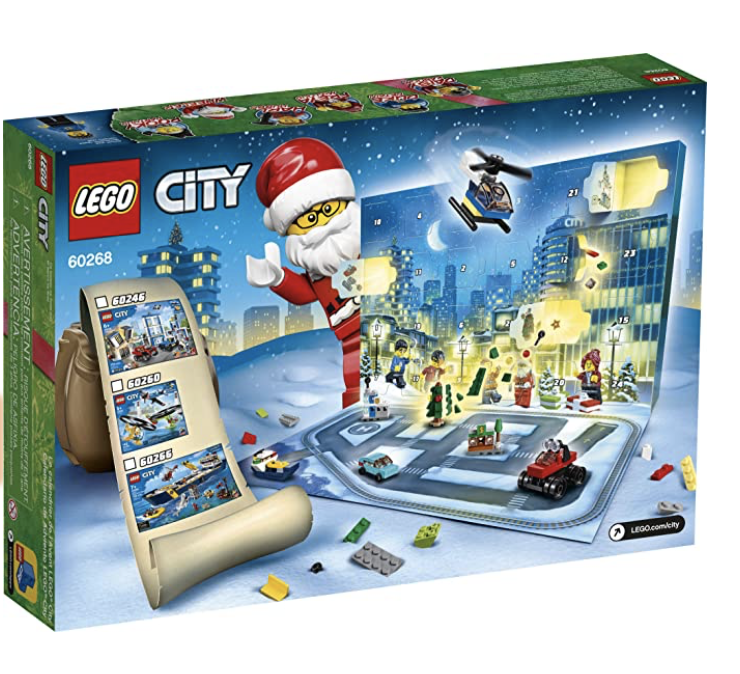 LEGO 2020 Christmas Calendar on sale!