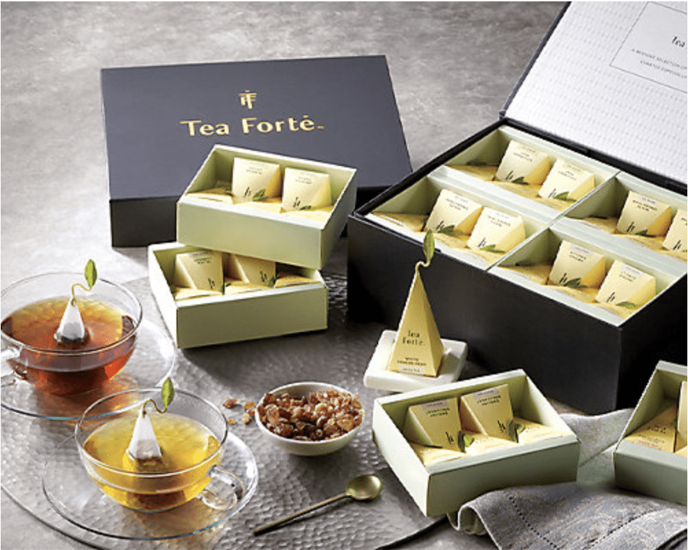 Gilt City: Up to 50% off Tea Forté Credit Voucher