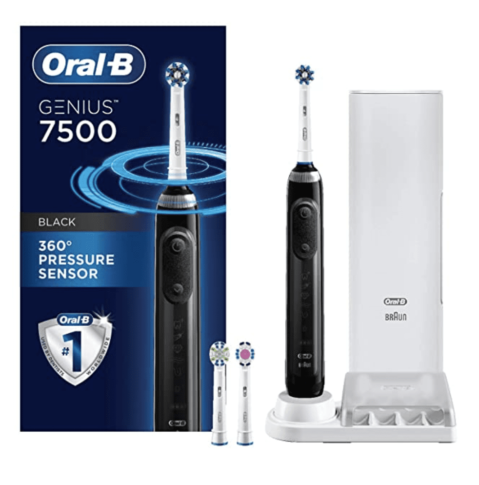 Oral-B Pro 7500 SmartSeries Electric Toothbrush for .95