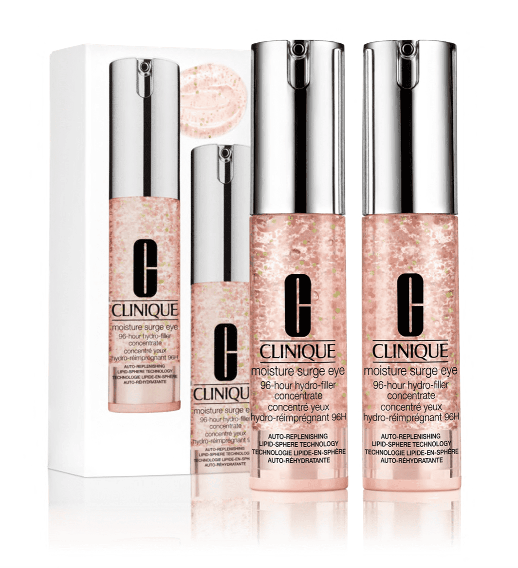 Clinique: 2-count Moisture Surge Eye Concentrate for