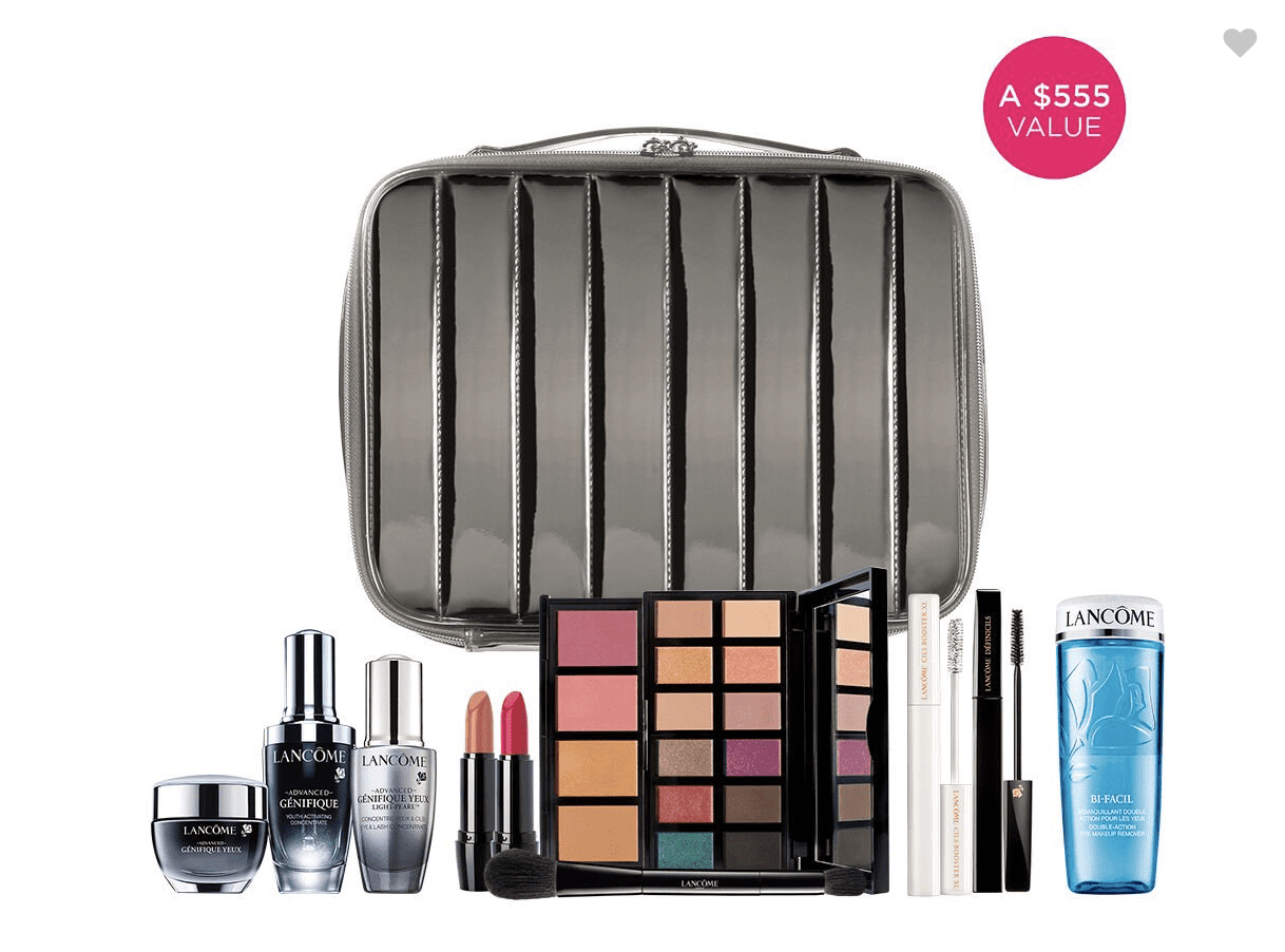Lancôme: Holiday Beauty Box for