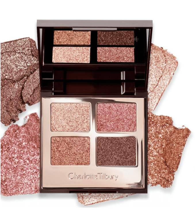 Charlotte tilbury: Get A Free Eye Shadow Palette with any order