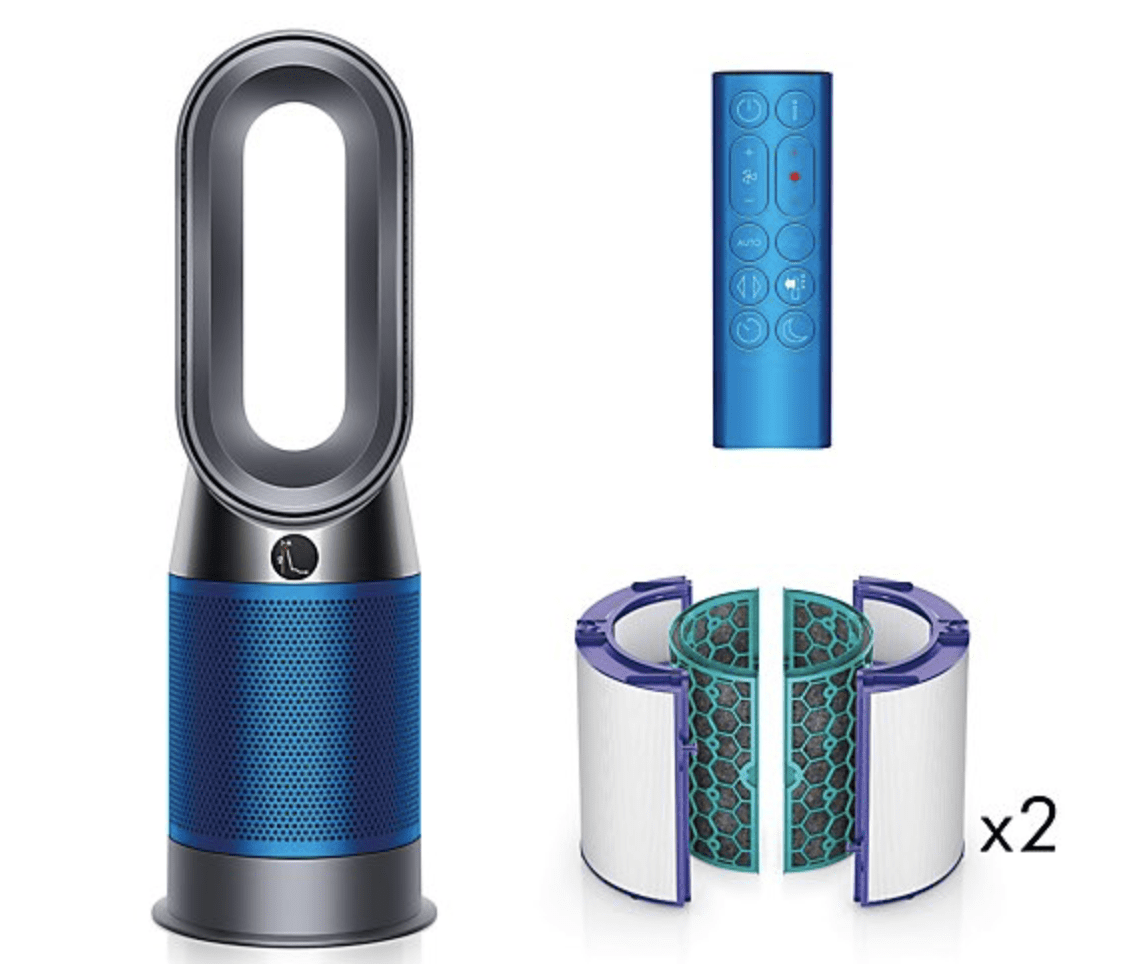 Dyson HP04 Pure Hot & Cool 3-in-1 HEPA Air Purifier for 6.28