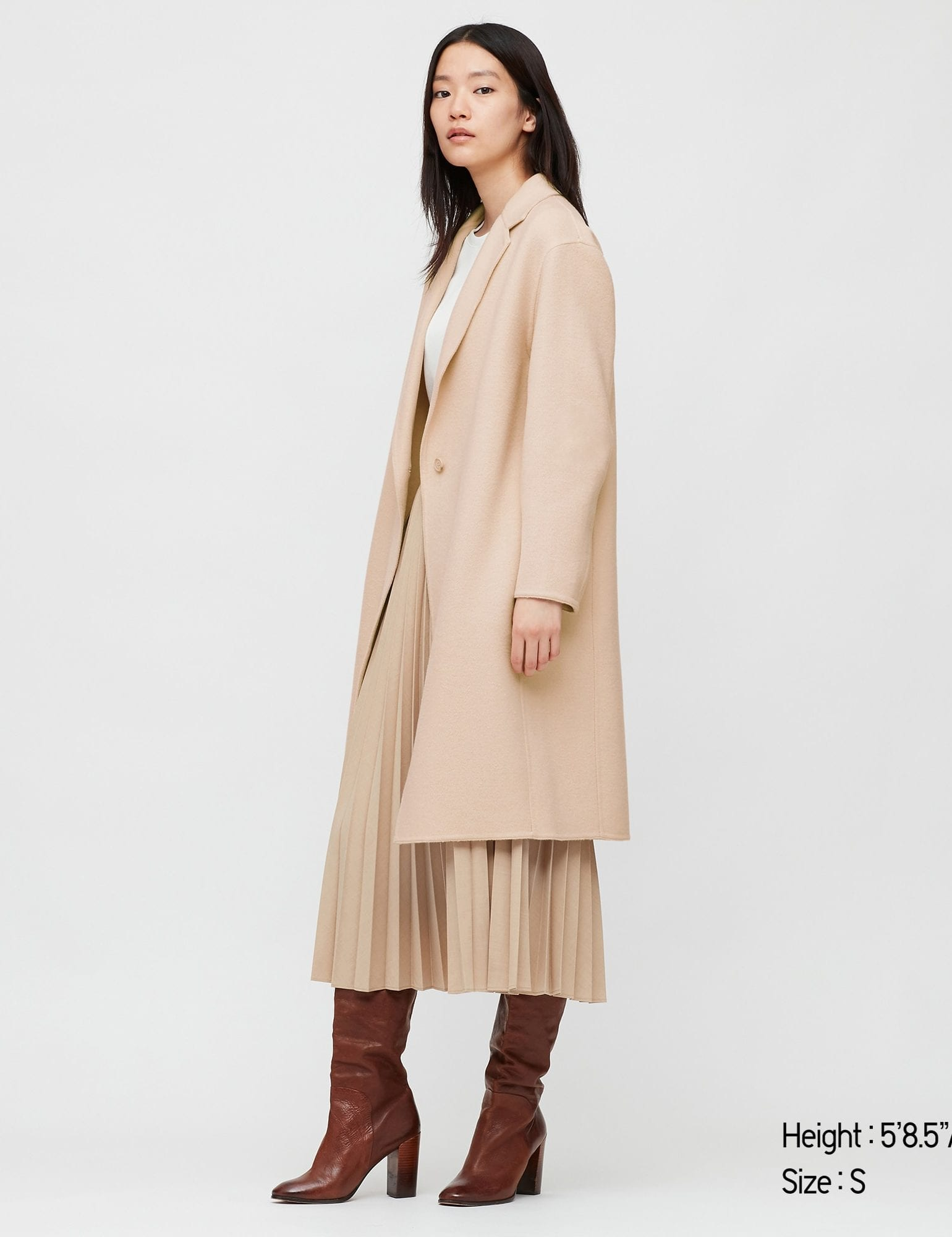 Uniqlo: Limited Time Prices for Coats & more