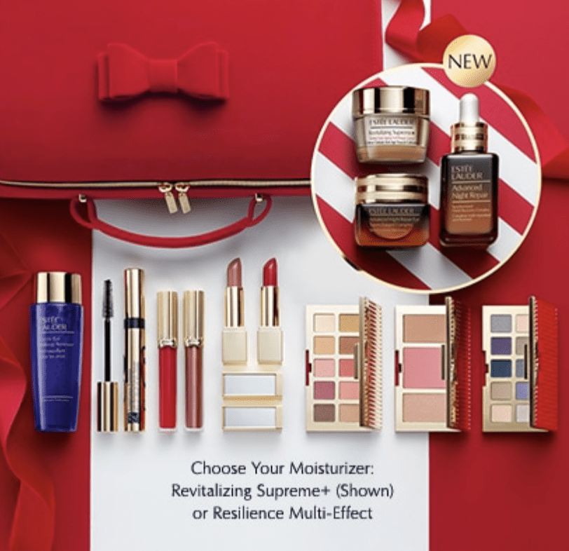 Estee Lauder: 33 Beauty Essentials with any purchase