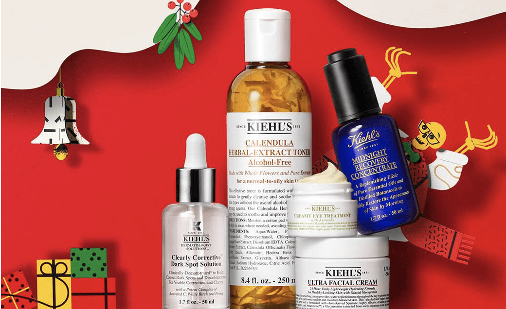 Kiehl's: Single Day Sale! 30% off purchase