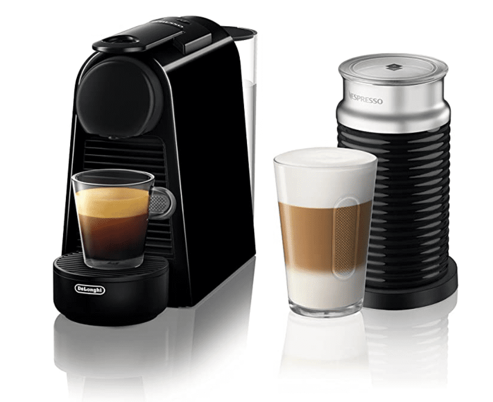 Nespresso Essence Mini Espresso Machine for .99