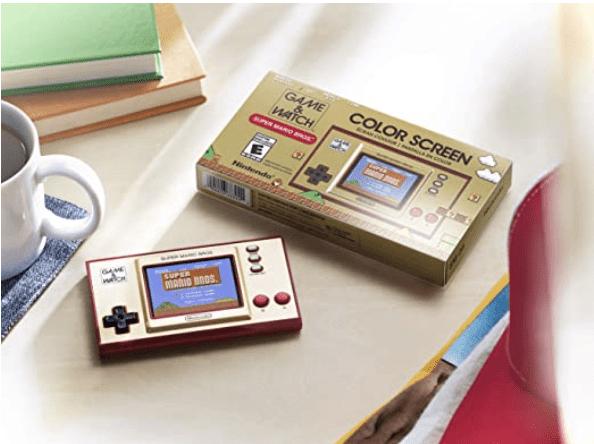 Nintendo GAME & WATCH: Super Mario Bros for