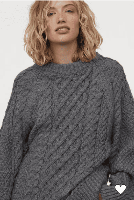 H&M: extra 20% off sitewide!