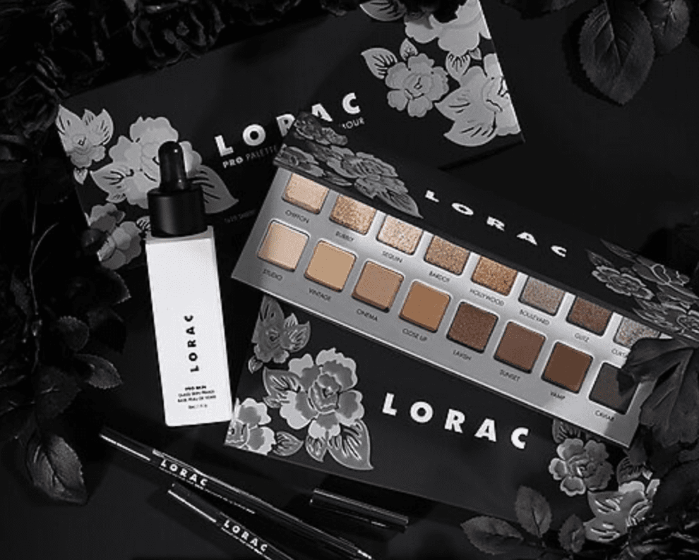 Gilt City: LORAC up to 50% off Credit Voucher