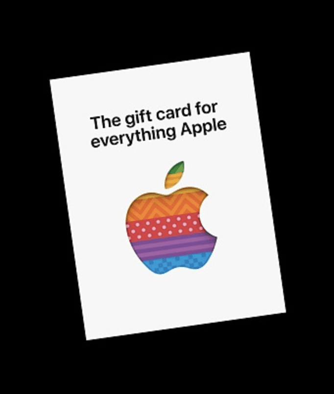 Apple: 4-Day Shopping Event 2020