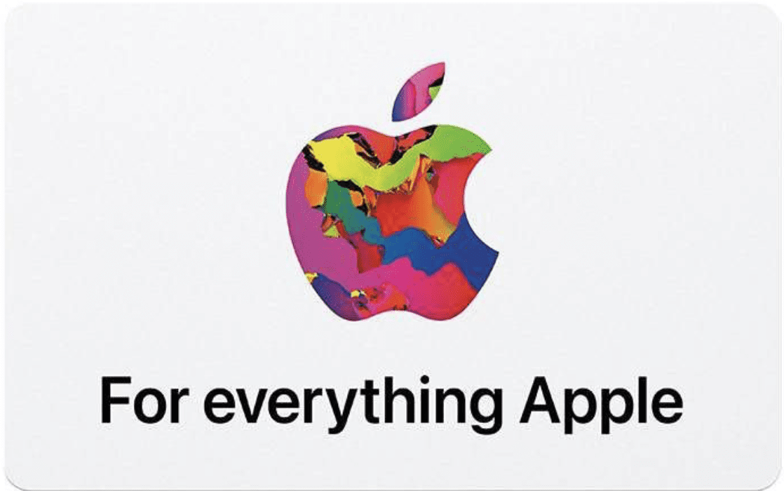 Target:  Target eGift Card with 0 Apple Gift Card