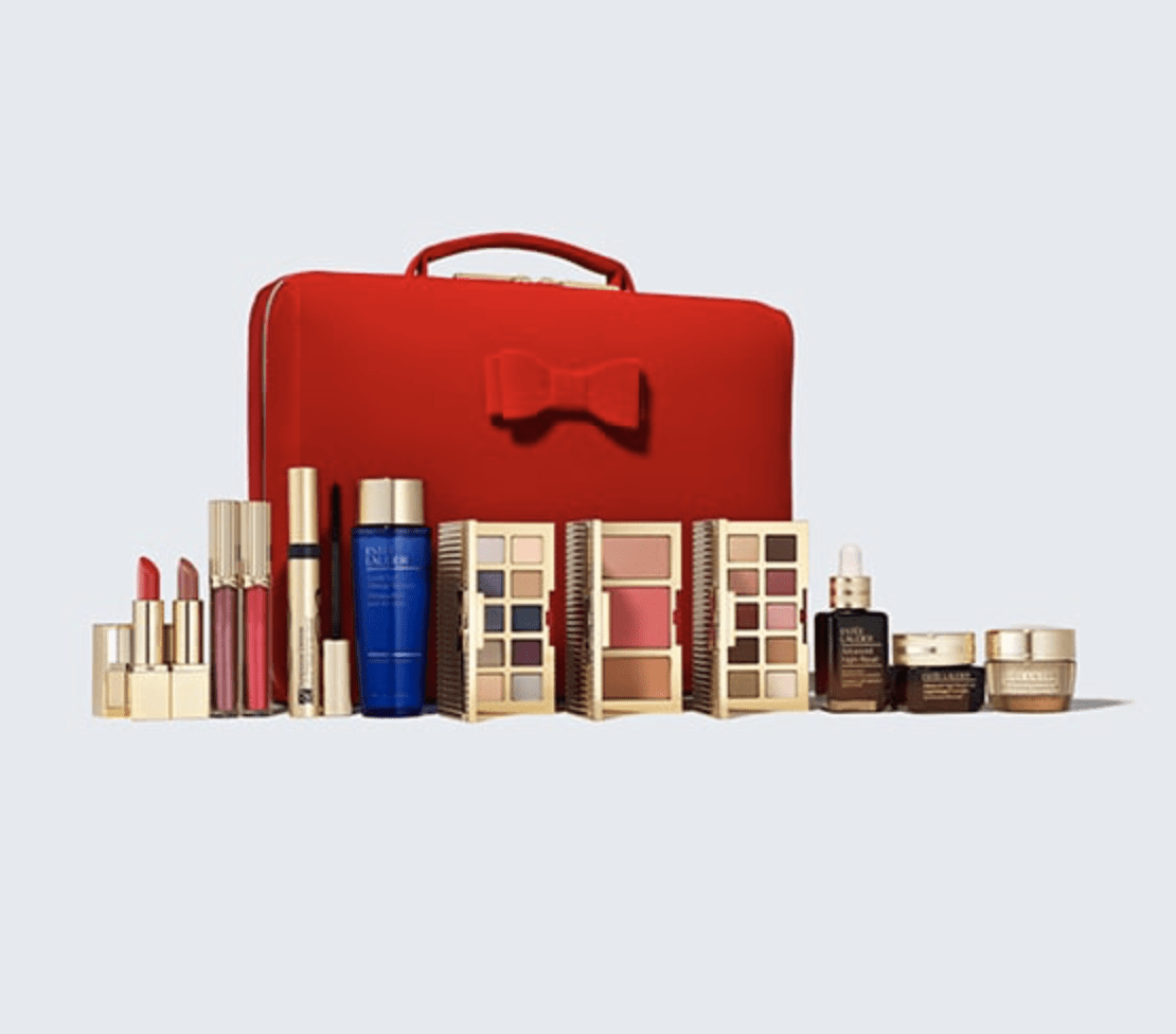Estee Lauder: 33 Beauty Essentials for  with any purchase