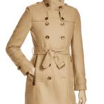Burberry Daylesmoore Wool Blend Coat 9.99