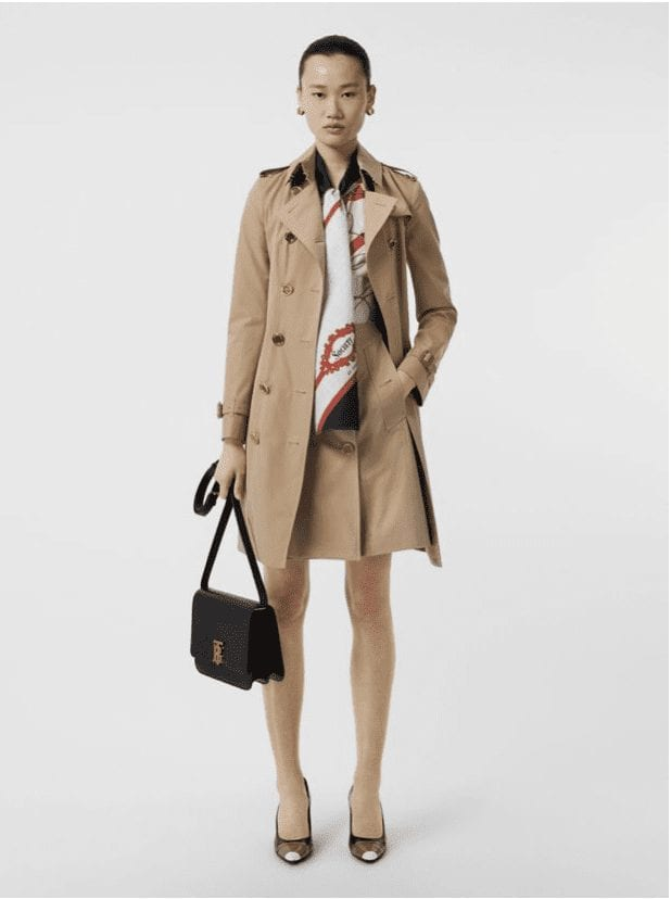 Burberry: Up to 50% off sale styles