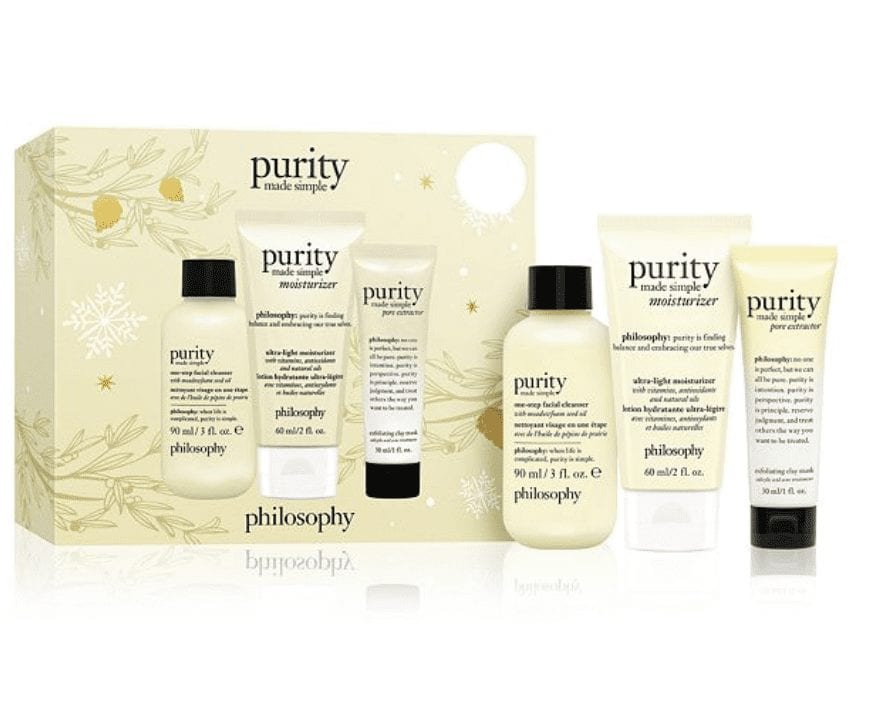Macys: 50% off select Philosophy Gift sets