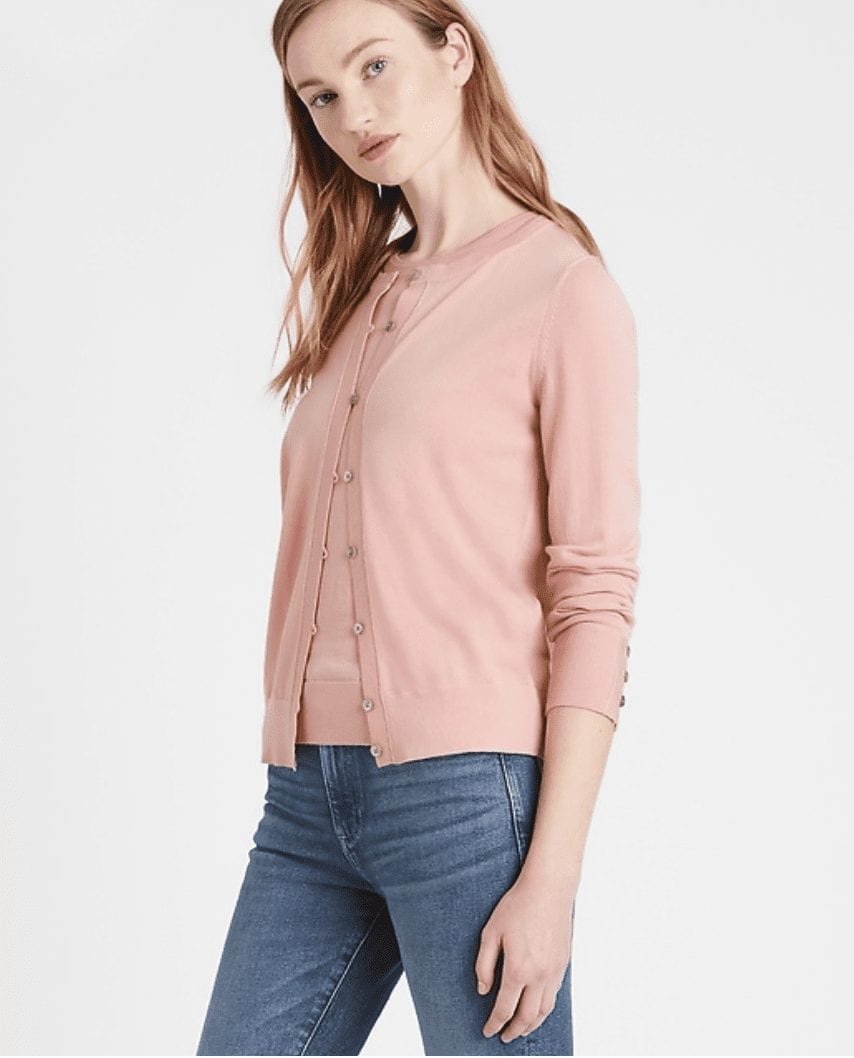 Banana Republic: Up to 75% off sale + extra 21% off in cart!