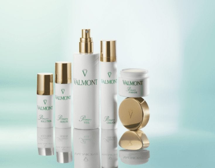 Valmont: Free 15ml Renewing Pack & 15 ml wonder Fall with any purchase