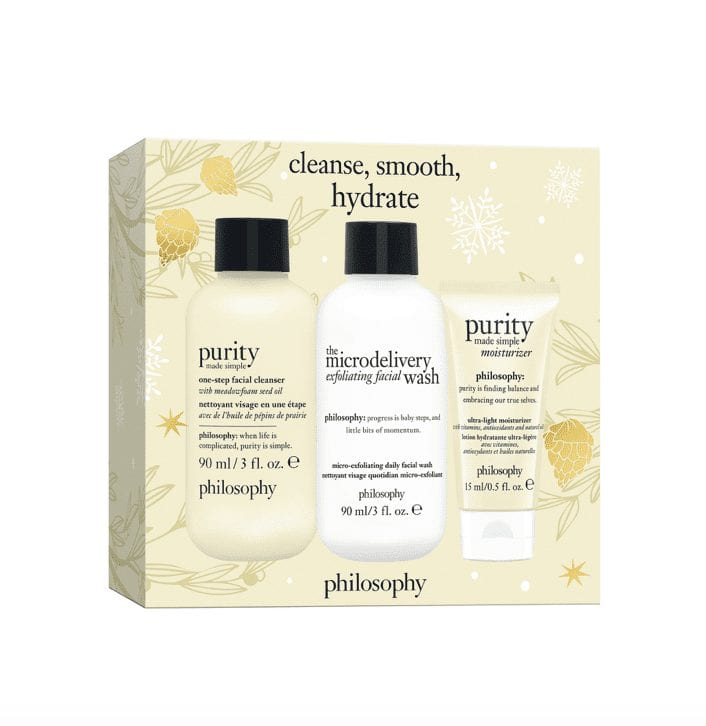 Philosophy Outlet: 50% off Select Finial Sale Holiday Gift Sets.