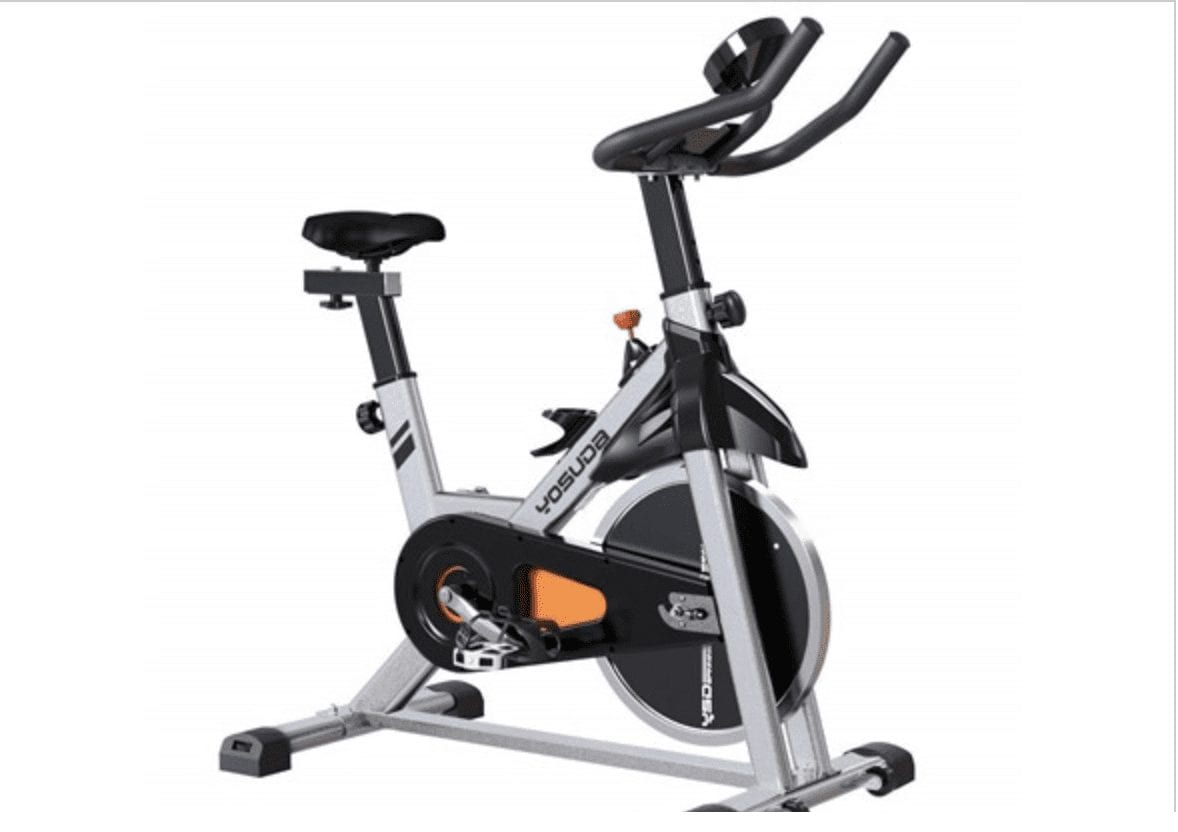 Woot: YOSUDA L-oo1A Indoor Cycling Bike Stationary for 9.99