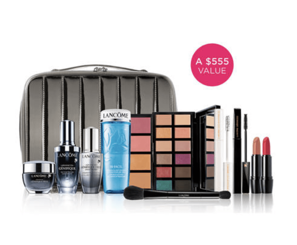 Belk: Lancome Beauty Box for .5
