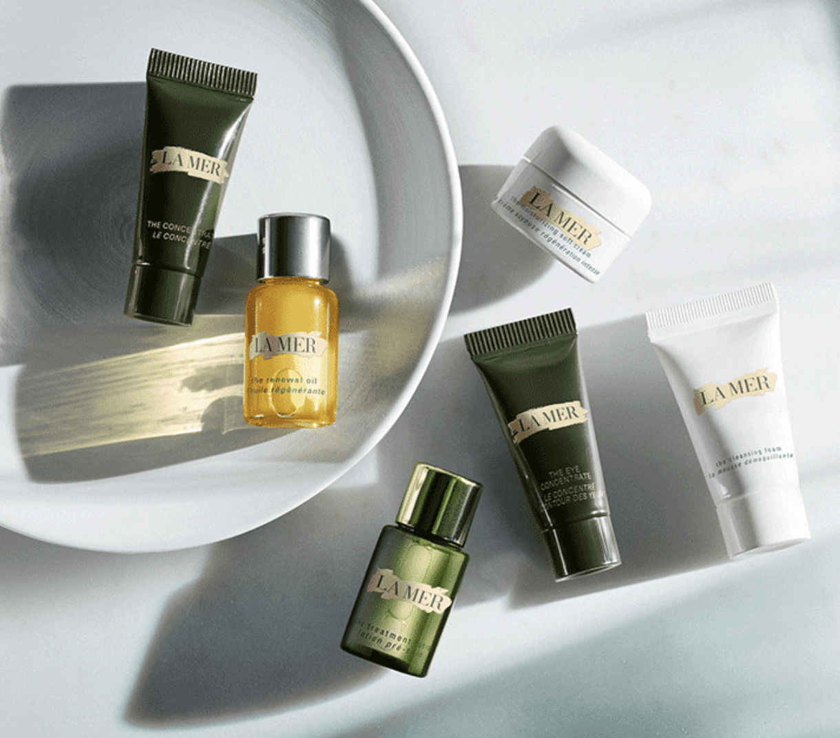 La Mer: 5 Minis with 0 purchase
