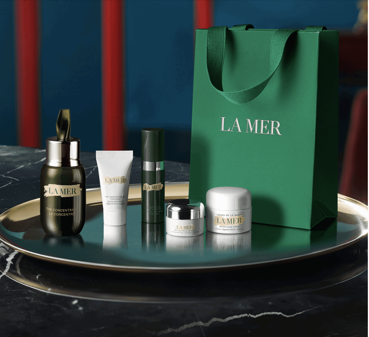 La Mer: 5-pc Gift with 0 purchase