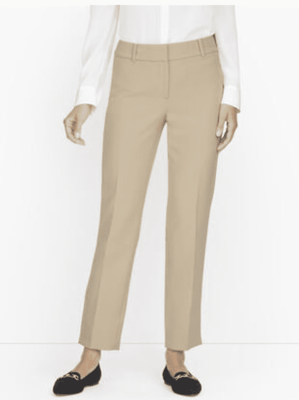 Talbots: Epic Pant sale – .99