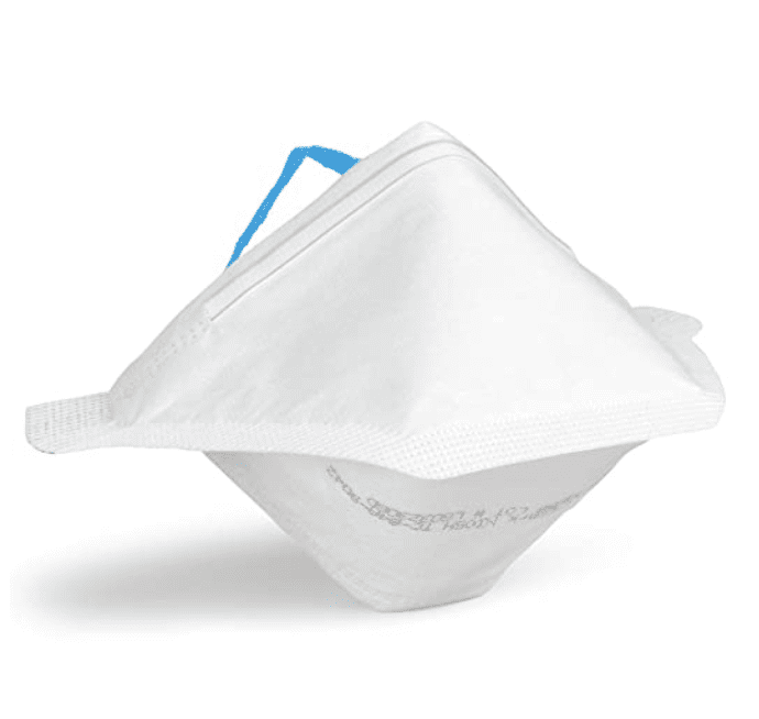 Amazon: Kimberly-Clark N95 Pouch Respirator 50-piece for .9