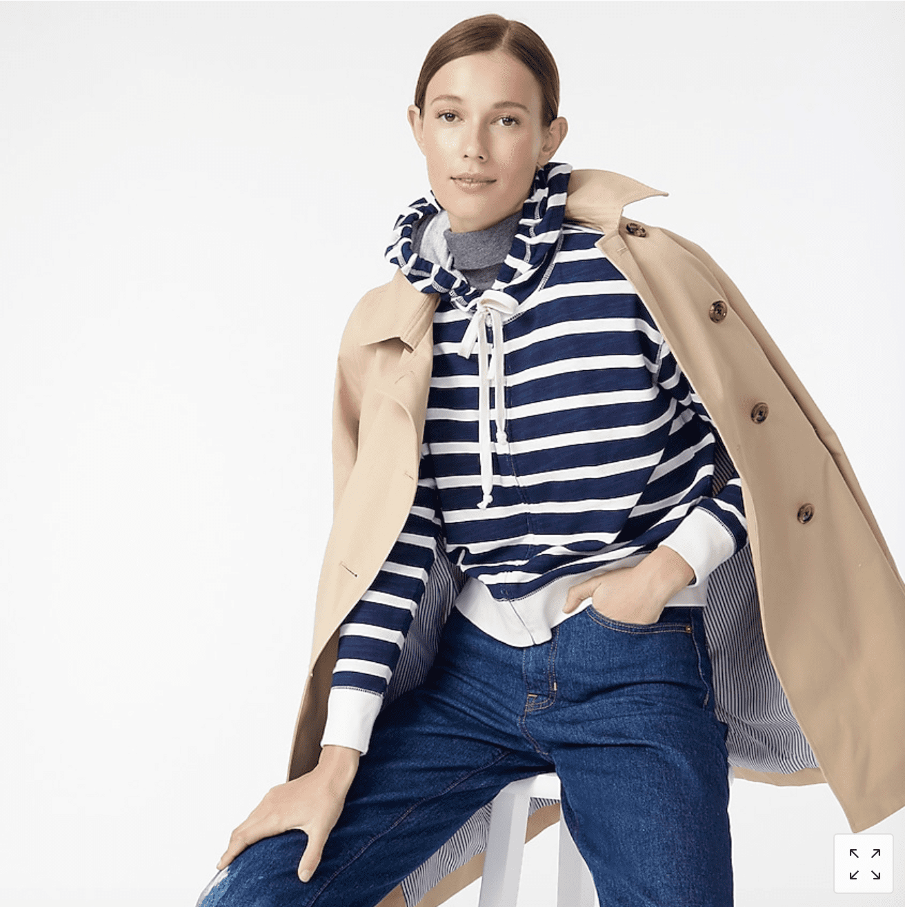 J.Crew: Up to 70% off sale styles + extra 50% off