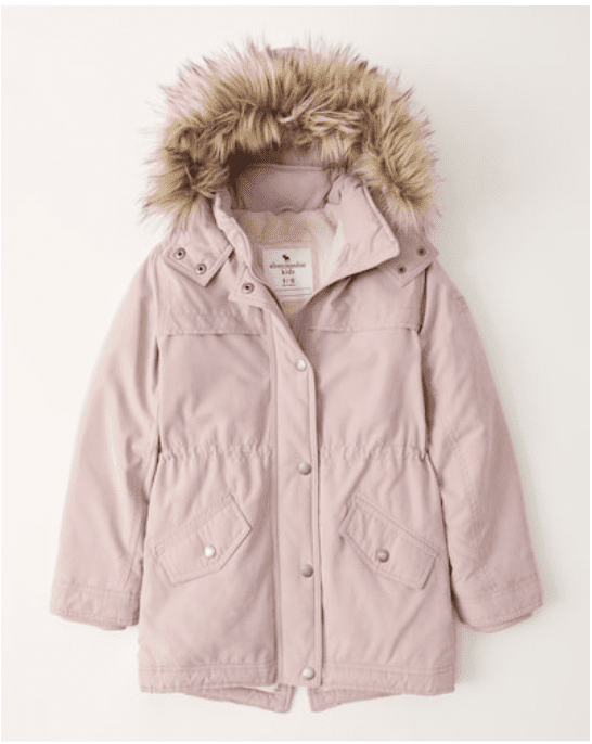 Abercrombie Kids: Clearance Up to 50% off + extra 15% off