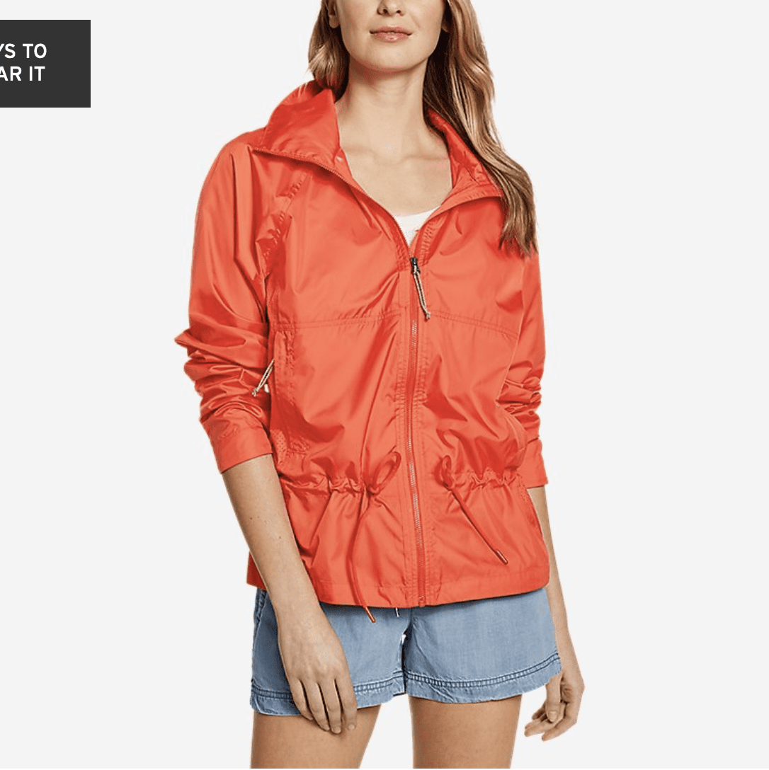 Eddie Bauer: Extra 60% off Clearance Styles.