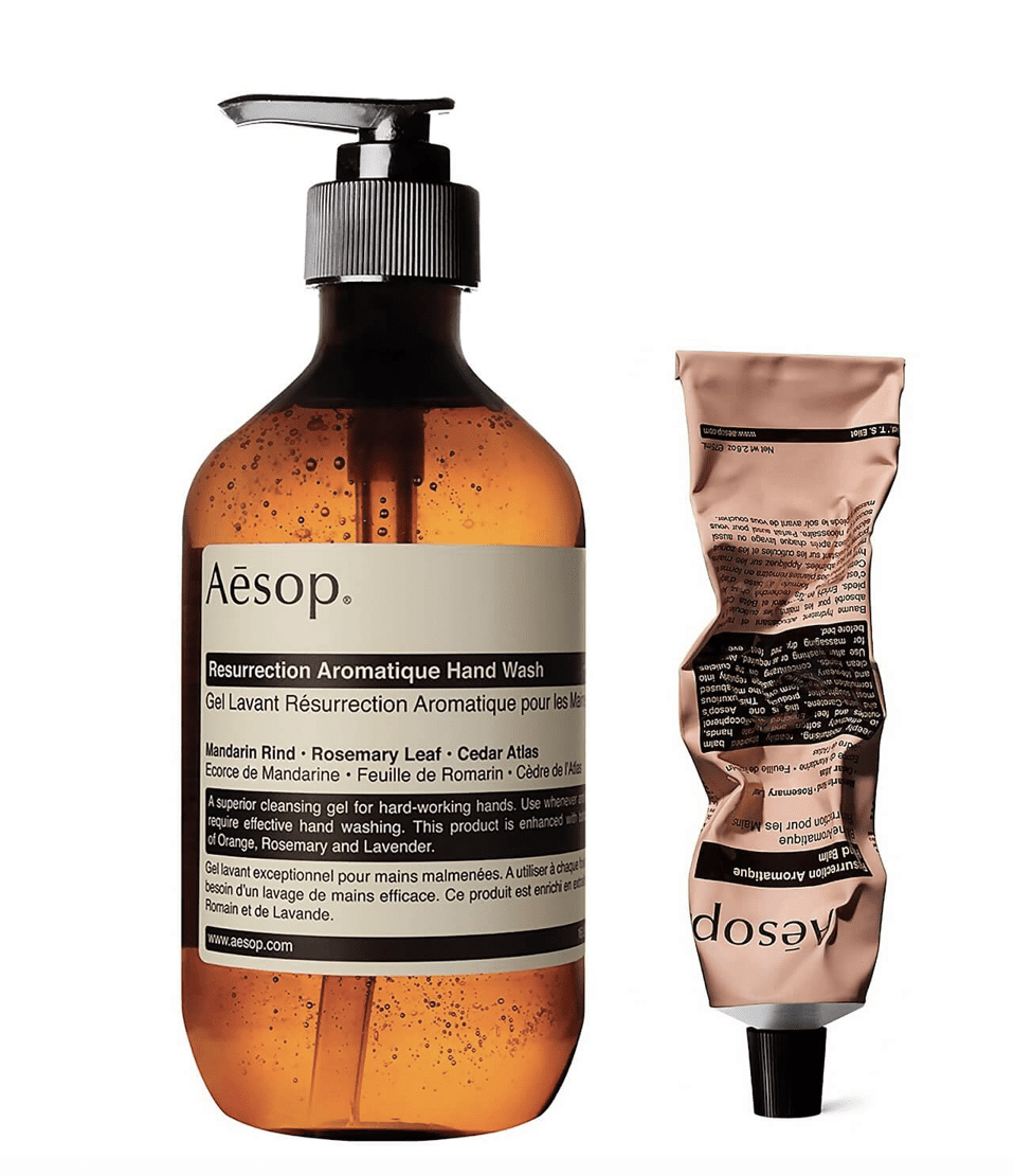 SkinCareRx: 25% off Aesop Exclusive Resurrection Duo