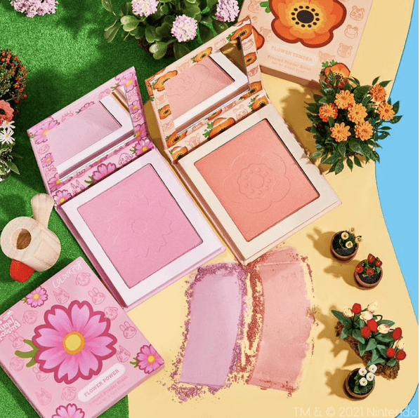 ColourPop: Animal Crossing x colourpop available