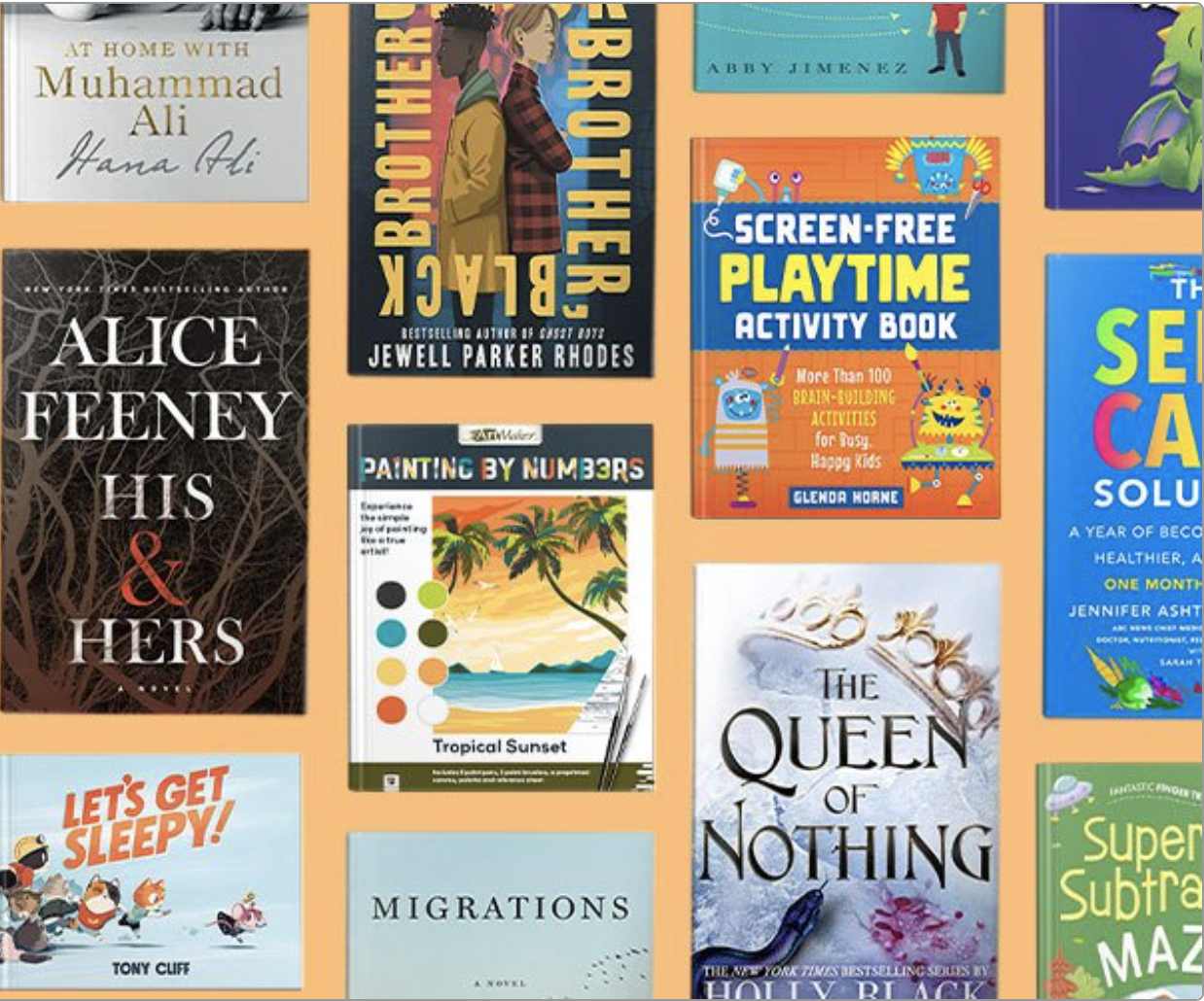Book Outlet: Up to 80% off sale books + 20% off sitewide